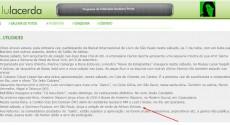 Blog Lu Lacerda